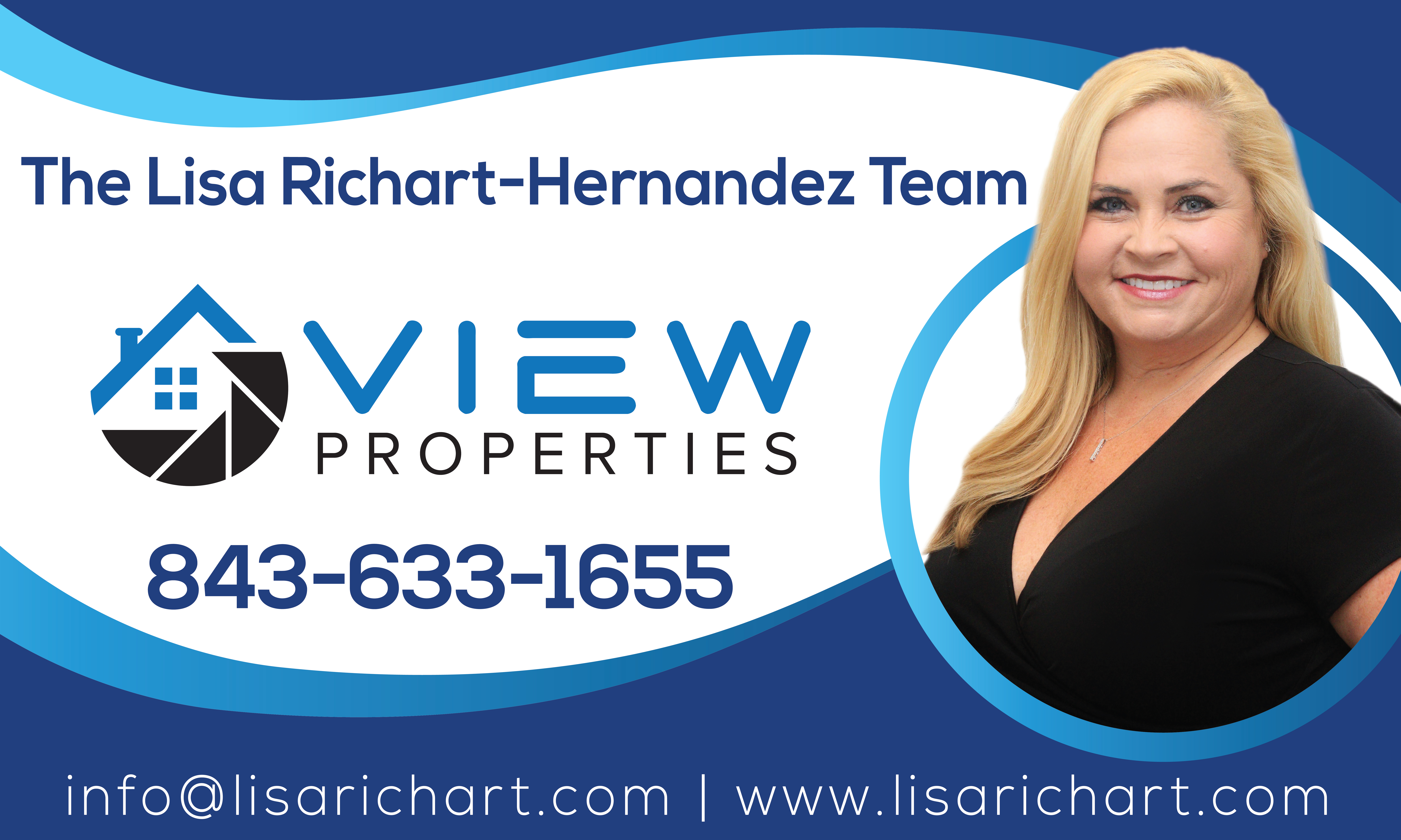 View Properties Yard Sign